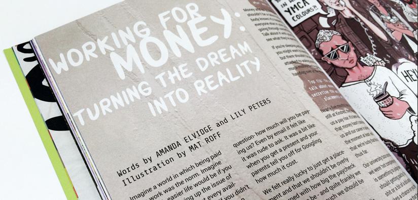 Magazine Printing Company | Shellsuit Zombie