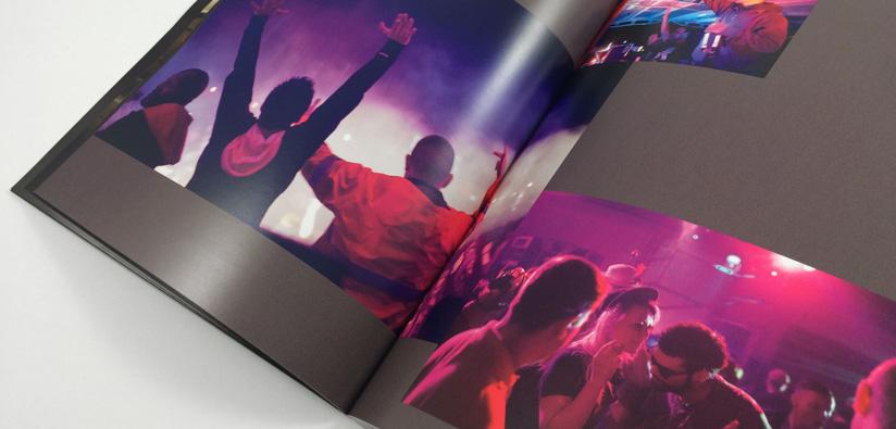 Band Gig Photo Zine Printing