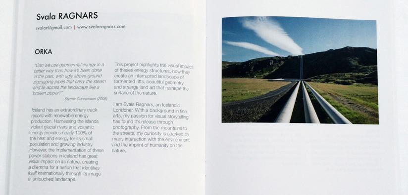 LCC Photography Catalogue Printing