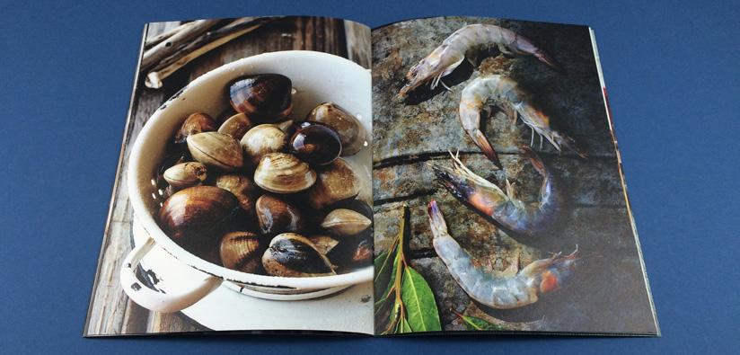 beautiful food photography printing