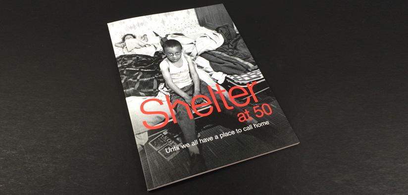 Wondering who printed the Shelter at 50 Books? it was Ex Why Zed