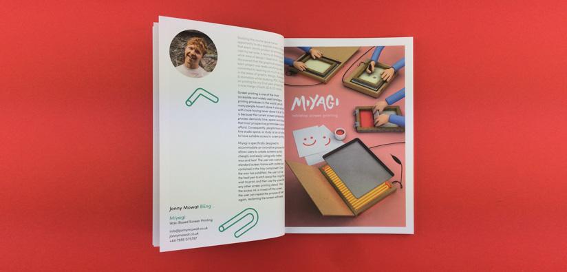 Glasgow School of Art Product Design Engineering 2017 Ex Why Zed