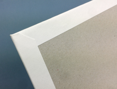 What is the process of case binding a hardback book? Ex Why Zed