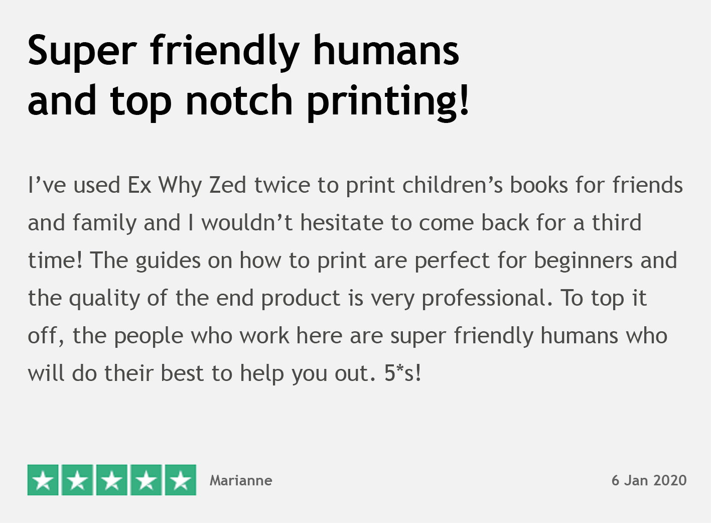 Let's get started on your print journey. Complete this quick form for our best quote (Takes about 1 min) Ex Why Zed