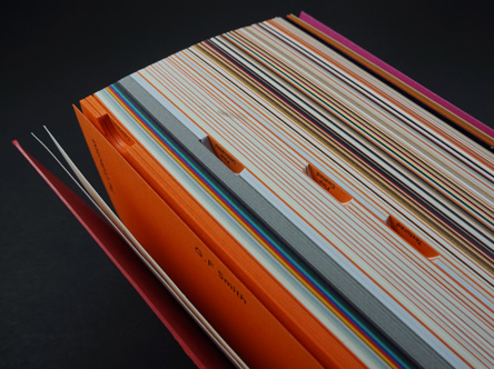 Paper choices for printing: A showcase of silk, gloss, uncoated and recycled finishes Ex Why Zed